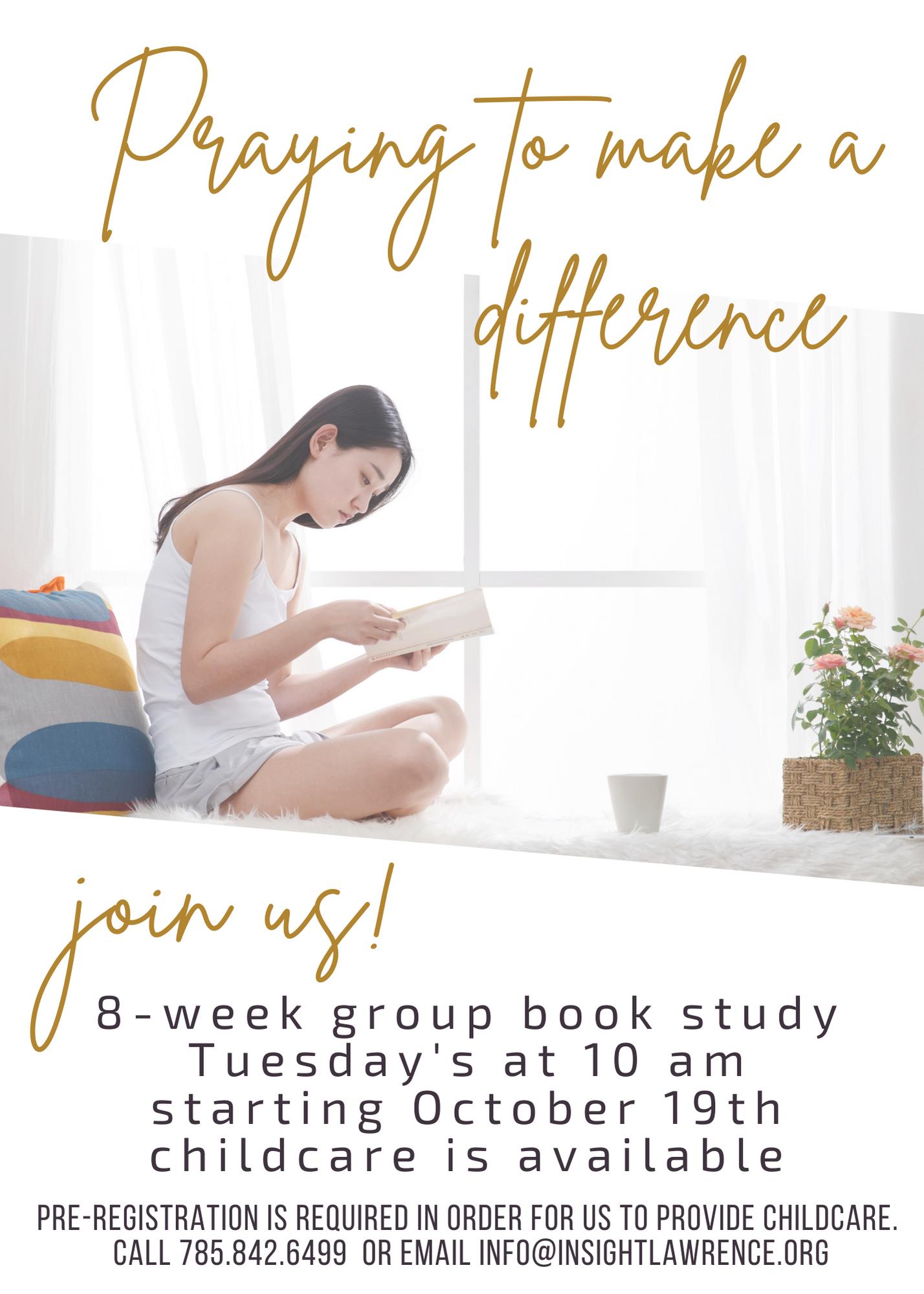 Prayer Study